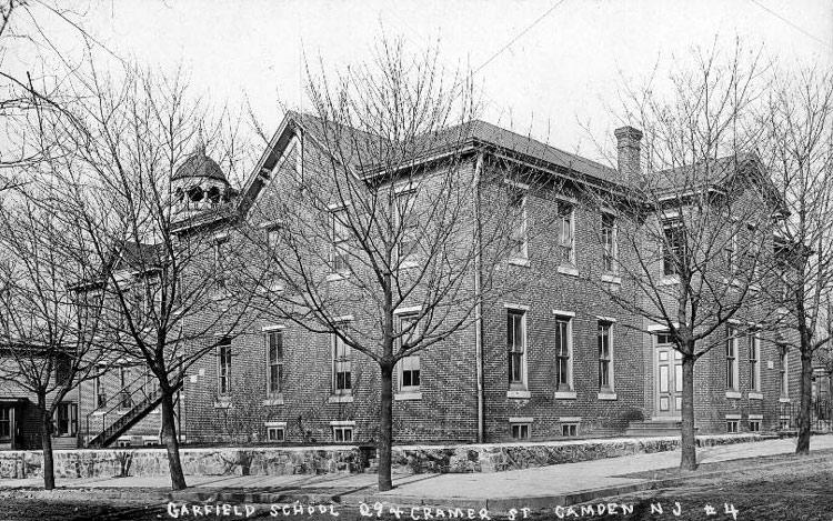 James A Garfield School At 2825 Cramer Street
