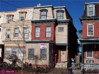 Camden Nj 119 Linden Street The Nelson W Johnson House