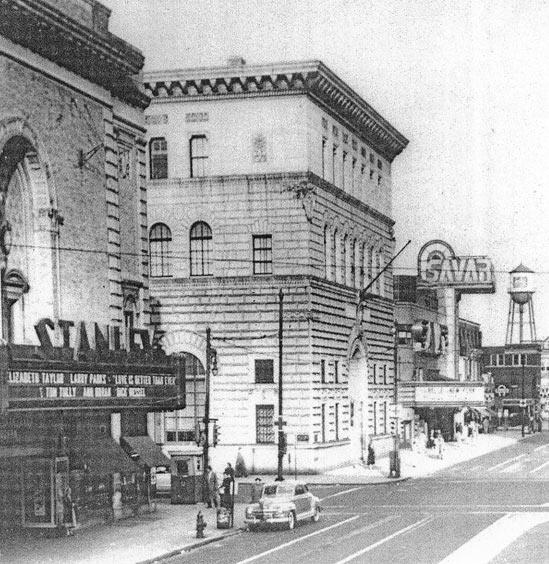 Savar Theater