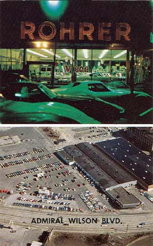 Ford Dealers In Nj >> POSTCARD IMAGES of CAMDEN - Car Dealers